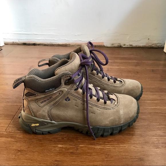 da66fda042f Vasque Talus Mid Ultradry Hiking Boots